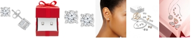 TruMiracle Diamond Stud Earrings (1 ct. t.w.) in 14k Gold, Rose Gold or White Gold