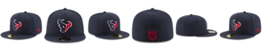 New Era Houston Texans Team Basic 59FIFTY Fitted Cap