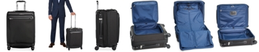"""Tumi Arrivé  Aberdeen 22"""" Continental Expandable Carry-On Spinner Suitcase"""