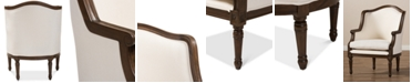 Furniture Karine French Accent Chair