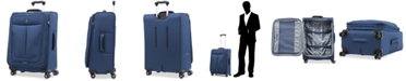 "Travelpro CLOSEOUT! Walkabout 4 25"" Softside Check-In Spinner, Created for Macy's"