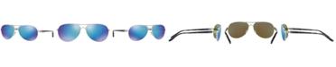 Oakley FEEDBACK Polarized Sunglasses, OO4079