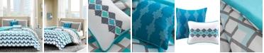 Intelligent Design Finn 4-Pc. Twin/Twin XL Comforter Set