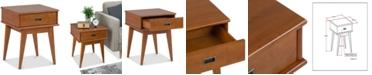 Simpli Home Ednie End Table