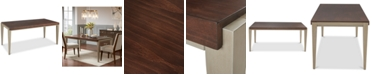 Furniture Neal Dining Table, Quick Ship
