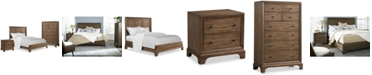 Furniture Closeout! Westbrook Queen Bedroom Set, 3-Pc. Set (Queen Bed, Chest & Nightstand), Created for Macy's