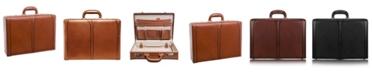 "McKlein Turner 4.5"" Expandable Attache Briefcase"