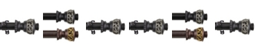"Rod Desyne Lattice 1.5"" Custom Cut Length Drapery Rod"
