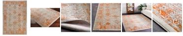 """Surya Jax JAX-5050 Burnt Orange 7'6"""" x 10'6"""" Area Rug"""