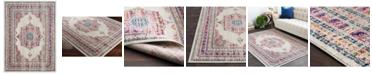 "Surya Harput HAP-1033 Garnet 7'10"" x 10'3"" Area Rug"