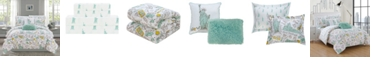 Chic Home Liberty 7 Piece Twin Bed In a Bag Comforter Set