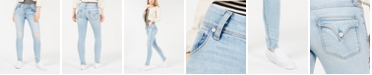 Hudson Jeans Collin Ripped Skinny Jeans