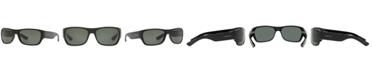 Sunglass Hut Collection Polarized Sunglasses,  HU2013 63