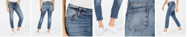 Kut from the Kloth Catherine Straight Ankle Jeans