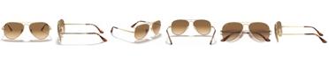 Ray-Ban Sunglasses, RB3689 55