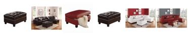 Acme Furniture Kiva Ottoman with Storage