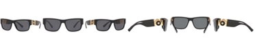 Versace Polarized Sunglasses, VE4369 58