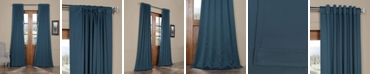 "Exclusive Fabrics & Furnishings Blackout 50"" x 108"" Curtain Panel"