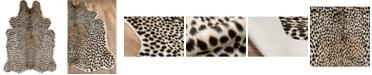 "Erin Gates Acadia Aca-2 Cheetah Multi 5'3"" x 7'10"" Area Rug"