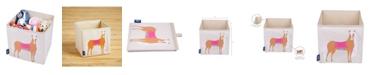 """Wildkin Horses 10"""" X 10"""" X 10"""" Cube"""