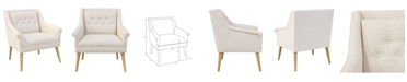 Skyline Kyle Button Tufted Chair