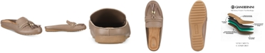 Giani Bernini Dacee Memory-Foam Tassel Mules, Created for Macy's