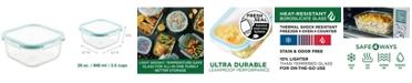Lock n Lock Purely Better™ Glass 20-Oz. Rectangular Food Storage Container