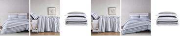 Truly Soft Curtis Stripe 3-Piece Comforter Set - King