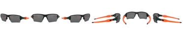 Oakley NFL Collection Sunglasses, Miami Dolphins OO9188 59 FLAK 2.0 XL