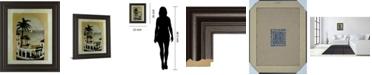 "Classy Art Island Hideaway by Roane Manning Framed Print Wall Art, 22"" x 26"""