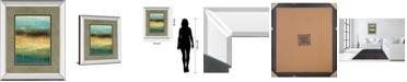 "Classy Art Adria by Wani Pasion Mirror Framed Print Wall Art, 34"" x 40"""