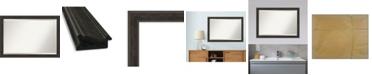 """Amanti Art Shipwreck Framed Bathroom Vanity Wall Mirror, 40"""" x 28"""""""