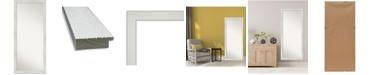 """Amanti Art Mosaic Framed Floor/Leaner Full Length Mirror, 28.25"""" x 64.25"""""""