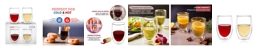 Epare Epare Double-Wall Wine Glass- Set of 2