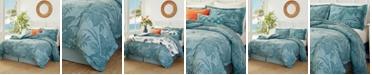 Tommy Bahama Home Tommy Bahama Blue Abalone Comforter Sets