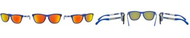 Oakley Frogskins Mix Polarized Sunglasses, OO9428 55