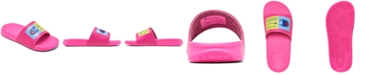 Champion Little Girls' IPO Select Slide Sandals from Finish Line