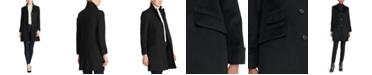 Lauren Ralph Lauren Petite 3-Button Walker Coat, Created For Macy's