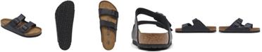 Birkenstock Men's Arizona BirkoFlor Soft Footbed Sandals from Finish Line