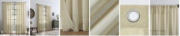 "Archaeo Slub Textured Curtain, 52"" x 95"""