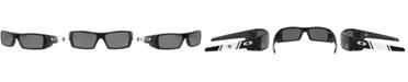 Oakley Men's Gascan Sunglasses, OO9014 60