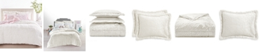 Whim by Martha Stewart Shaggy Faux Fur Twin/Twin XL 2-Pc. Comforter Set, Created for Macy's