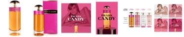 Prada Candy Eau de Parfum Fragrance Collection
