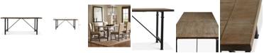 Furniture Coryn Dining Table, Quick Ship