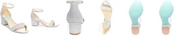 Betsey Johnson Betsey Johnson Miri Evening Sandals, Created for Macy's