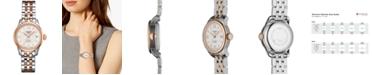 Tissot Women's Swiss Le Locle Automatic Two-Tone Stainless Steel Bracelet Watch 25mm