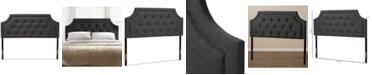 Furniture Carran King Headboard, Quick Ship