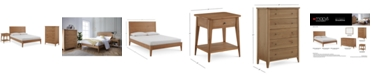 Furniture Martha Stewart Collection Brookline Bedroom Furniture, 3-Pc. Set (King Bed, Chest & Nightstand), Created for Macy's
