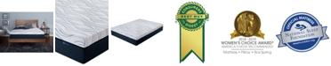 "Serta Perfect Sleeper 12"" Express Luxury Medium Firm Mattresses, Quick Ship, Mattress In A Box"