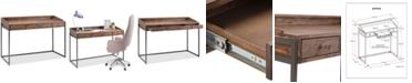 Simpli Home Tarin Desk, Quick Ship